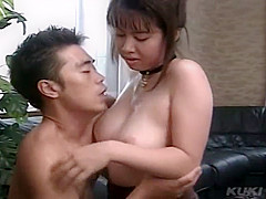 Crazy Japanese slut Yumi Kazama in Hottest Couple, Cumshot JAV movie