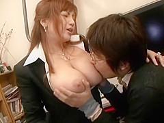 Fabulous Japanese model Tsubomi, Hitomi Kitagawa, Yuna Mizumoto in Horny Big Tits, Blowjob JAV video