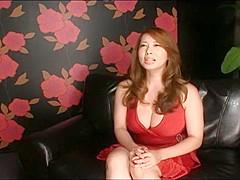 Horny Japanese girl Yumi Kazama in Amazing Solo Female JAV scene