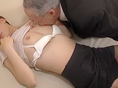 Fabulous Japanese model Aoki Misora in Incredible POV, Couple JAV clip