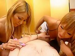 Horny Japanese slut Rio Sakura, Sakura Kiryu, Mana Izumi in Best Group Sex, Amateur JAV scene