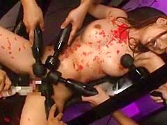 Best Japanese slut Hikari Hino in Crazy BDSM, Hardcore JAV video