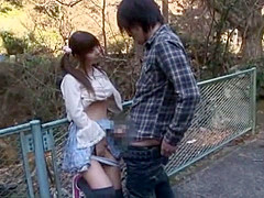 Incredible Japanese chick in Best Couple, Teens JAV scene