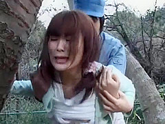 Best Japanese slut Risa Goto, Yuu Shinoda, Haruna Nakayama in Fabulous Amateur, Outdoor JAV scene
