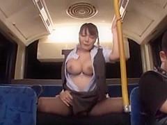 Fabulous Japanese chick Hinata Komine, Yu Anzu, Haruki Yukino in Amazing Amateur, Hardcore JAV video