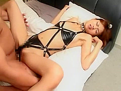 Fabulous Japanese whore Akira Shiratori in Horny Slave, Small Tits JAV clip