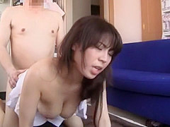 Exotic Japanese girl Haruka Koide in Horny Couple, Big Tits JAV video