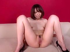 Amazing Japanese model Mina Wakabayashi in Fabulous Cumshot, Couple JAV movie