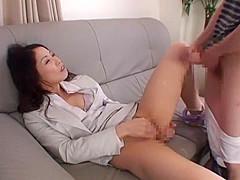 Best Japanese slut Maki Amemiya, Satsuki Kirioka, Imai Natsumi in Hottest Close-up, Big Tits JAV movie
