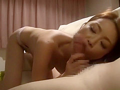 Hottest Japanese chick Remi Sasaki, Risa Kasumi, Miki Sunohara in Amazing Lingerie, Couple JAV video