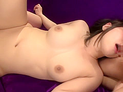 Incredible Japanese whore in Exotic Threesome, Teens JAV clip