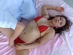 Incredible Japanese slut in Fabulous Massage JAV video