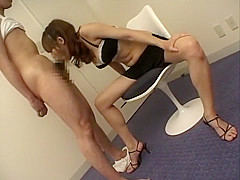 Exotic Japanese chick in Incredible Blowjob, Swallow Сum JAV clip