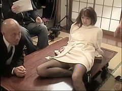 Incredible Japanese girl in Exotic Fetish, Lingerie JAV clip
