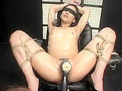 Amazing Japanese slut in Exotic BDSM, Toys JAV clip
