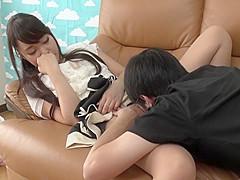 Crazy Japanese model in Horny HD, Casting JAV clip