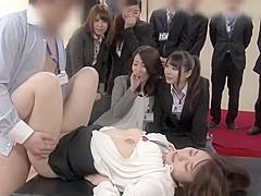 Exotic Japanese girl in Amazing Fetish, HD JAV video