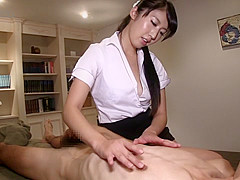 Crazy Japanese girl in Fabulous HD, Massage JAV scene