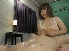 Best Japanese girl in Exotic Fetish, Big Tits JAV scene