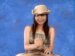 Fabulous Japanese chick in Exotic POV, Handjob JAV video