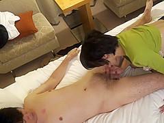 Amazing Japanese whore in Exotic HD JAV scene