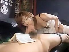 Exotic Japanese girl in Horny Handjob, Fetish JAV movie