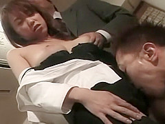 Exotic Japanese model in Amazing MILF JAV video