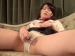 Best Japanese girl in Incredible HD, Fingering JAV video
