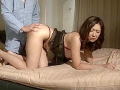 Best Japanese slut in Amazing Lingerie, Compilation JAV scene