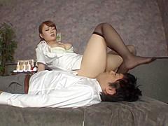 Crazy Japanese chick in Hottest Femdom, HD JAV movie