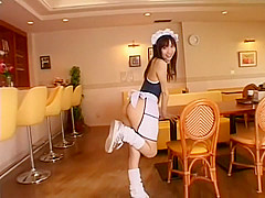 Fabulous Japanese model in Amazing Public, Maid JAV movie