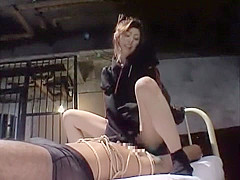 Best Japanese whore in Crazy Face Sitting, Fetish JAV video
