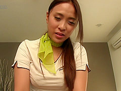 Crazy Japanese model in Amazing HD, Femdom JAV video