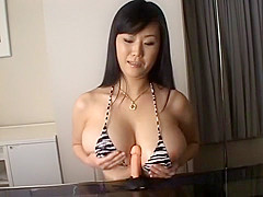 Best Japanese slut in Crazy Big Tits JAV clip
