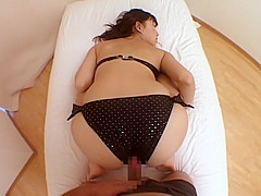Horny Japanese whore in Best Ass, POV JAV video