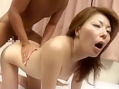 Yuria Misaki her first DP