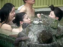 Aquaな露天風呂 Vol.148