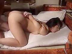 training My tied Asian whore Vanna