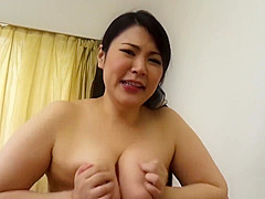 Uncensored Creampie Between Her Big Tits - Premium Footages from HEYZO-1267