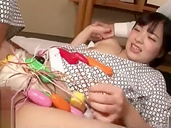 Newest Japanese chick in Unbelievable JAV scene, take a look