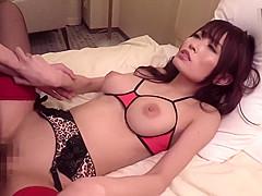 Greatest Japanese girl in Crazy HD JAV scene, take a look