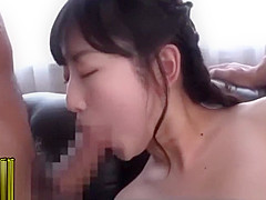 Crazy Japanese chick in JAV clip, it's amaising