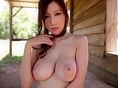 Japanese model in Exotic Solo Girl, Group Sex JAV movie ever seen
