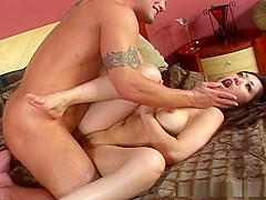 Kaiya Lynn has anal sex and goes for a ride