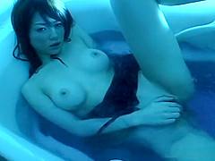 Akari Hoshino Pleasure In The Dark