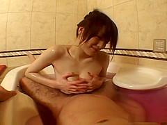 Akari Hoshino Sex In The Shower