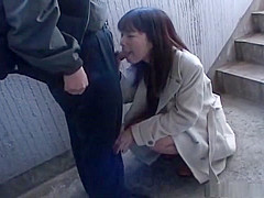 Sexy Asian flasher