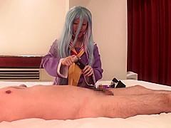 shiro masturbe un gars