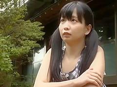 Japanese school girl seduce guy 2