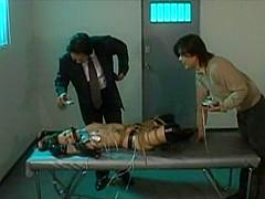 Jap Secret Agent Electro Torture